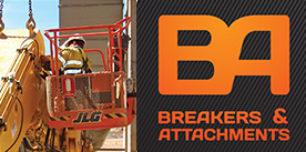 Transmin Appoints BAEG Authorised Service & Parts for Rockbreakers (Boomer)