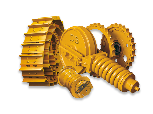 D6 UNDERCARRIAGE | Transmin