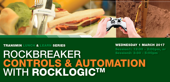 FREE Lunch & Learn - Boomer-HD and RockLogic