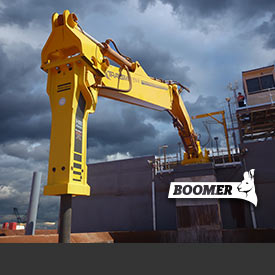 BOOM SYSTEMS ('BOOMER')