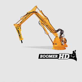 BOOMER-HD (HEAVY DUTY)