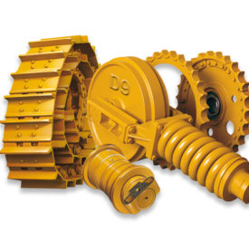 D9 UNDERCARRIAGE   Transmin
